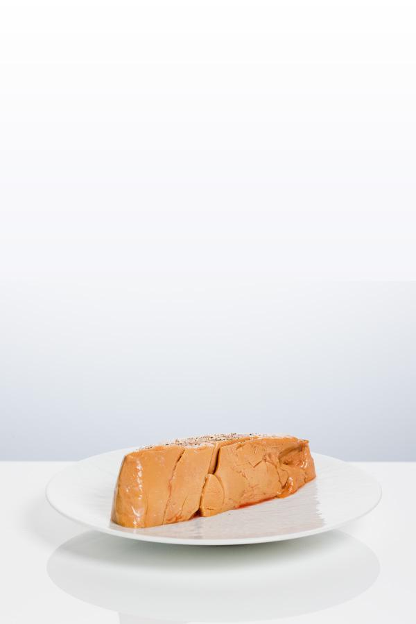 Foie gras nature de canard du Périgord - Photo