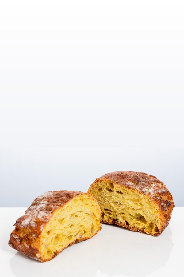 Pain à la farine de maïs - Photo 2