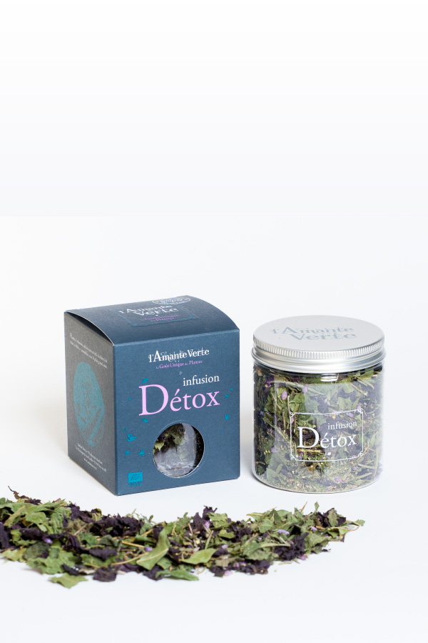Tisane détox - Photo 1