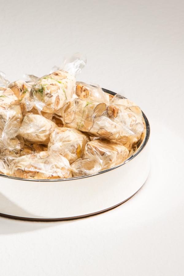 Nougats moelleux à la pistache - Photo
